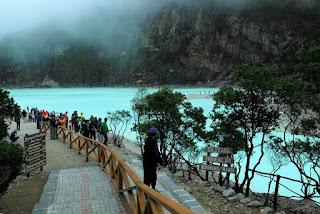Kawah Putih - Kawasan Bandung Selatan