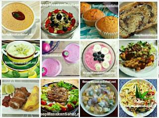 Resep masakan sehari hari untuk penderita diabetes