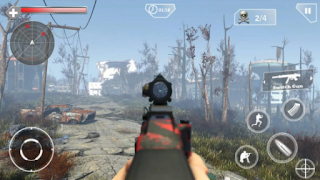 Counter Terrorist Sniper Shoot MOD Apk [LAST VERSION] - Free Download Android Game