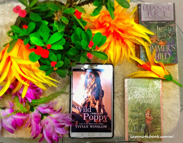 Wild Poppy (Wildflowers #4) by Vivian Winslow | Blog Tour | A Book Review