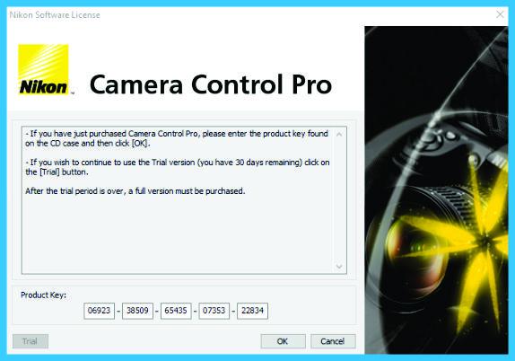 nikon camera control pro 2 product key