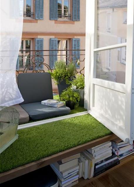 balcon extension