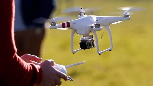 drone copa america 2015