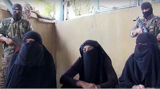 Ξένοι τζιχαντιστές μπόρεσαν να ξεφύγουν απο τη Ράκα