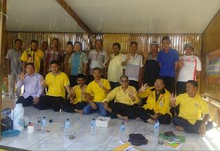 Bacaleg Asal Partai Golkar Ini  Optimis Lolos Ke DPRD Karawang