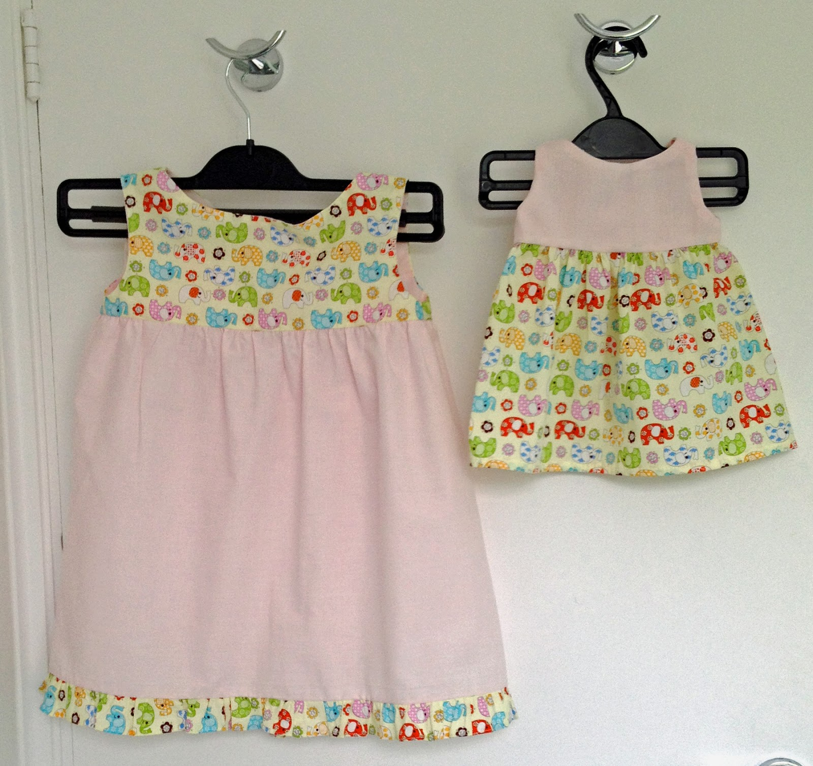 New Grandma Wants to Sew Back to Baby Dresses Don t Make Them