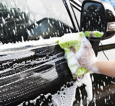 Car Wash Dubai