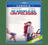 Mi Abuelo es un Peligro (2016) [Theatrical] BRRip 1080p Audio Dual Latino/Ingles 5.1