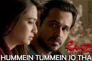 Hummein Tummein Jo Tha – Raaz Reboot | Papon & Palak Muchhal