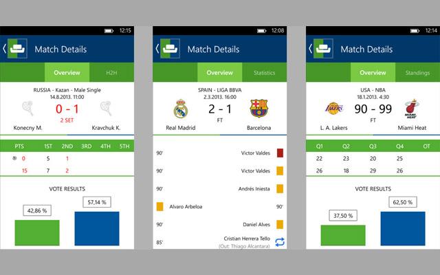 حمّل أفضل التطبيقات الرياضية لمتابعة كل أخبار ونتائج المباريات 2019 أولاً بأول للأندرويد والأيفون