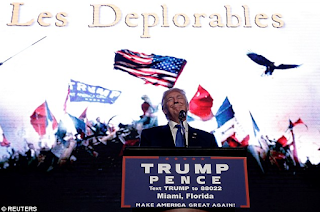 Donald Trump Enters Miami Rally To Les Miserables Anthem