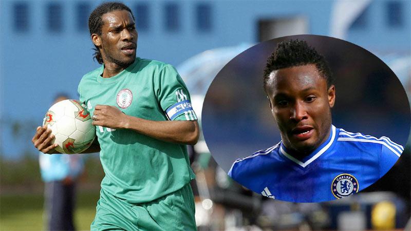 Okocha urges Mikel to leave Chelsea