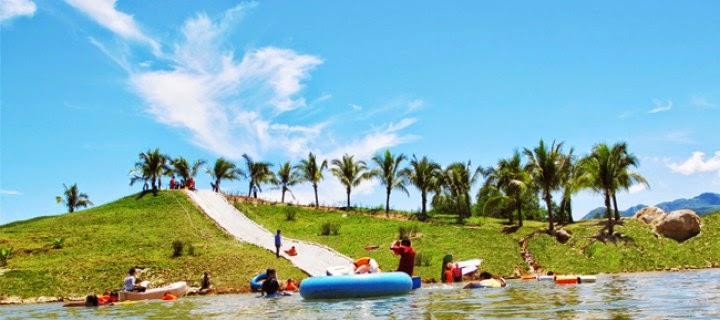 Suối Thạch Lâm Nha Trang