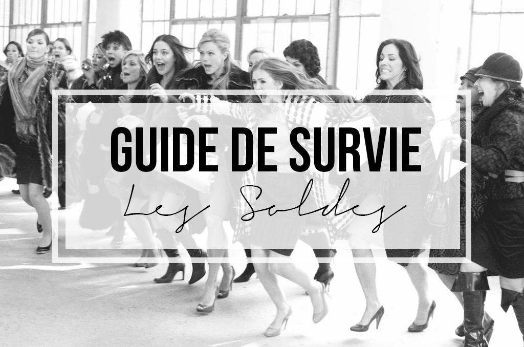 Elizabeth l humeur guide de survie soldes janvier 2017 l THEDEETSONE l http://thedeetsone.blogspot.fr