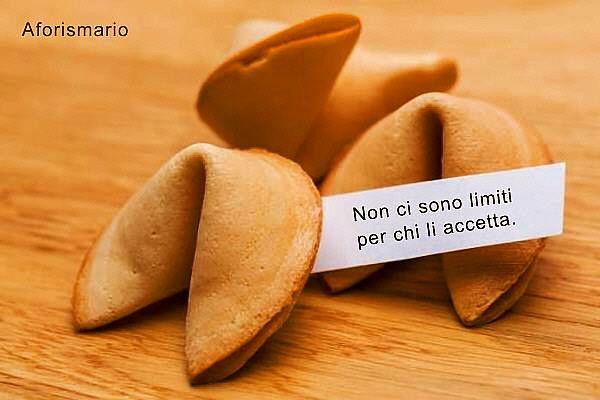 Favorito Aforismario®: Frasi per i Biscotti della Fortuna HQ26
