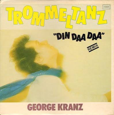 George Kranz – Trommeltanz (Din Daa Daa) (Remix) (1983) (VLS) (FLAC + 320 kbps)