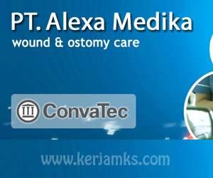 Lowongan Kerja PT Alexa Medika Makassar