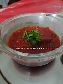 How to make Healthy Tomato and Beetroot Soup for babies Recipe -Njkinny's Blog