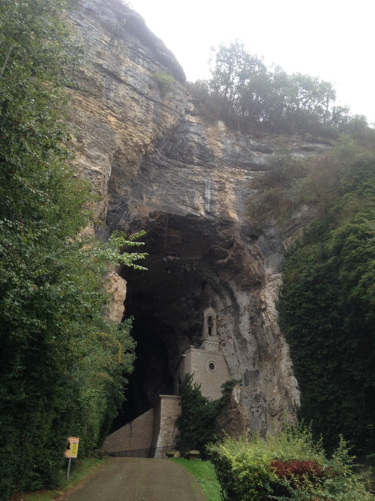 visiter grottes de la Balme