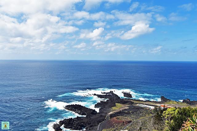Ponta da Ferraria, Sao Miguel (Azores)