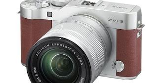 Menilik Kisaran Harga Kamera Fujifilm XA3 yang Sebanding dengan Spesifikasi yang Lebih Mumpuni