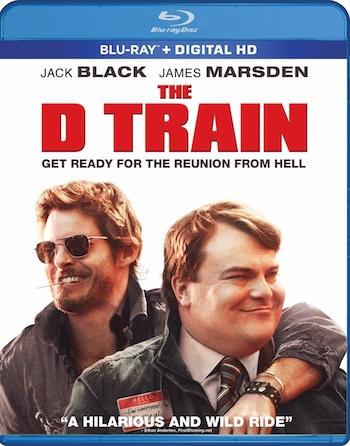 The D Train (2015) BluRay 720p x264 700MB