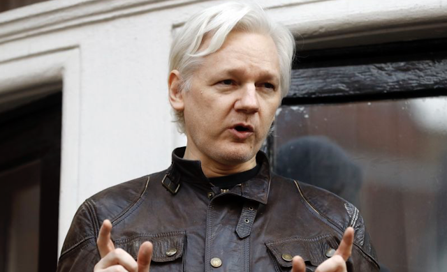 Mueller report spells out Russia-related charges for WikiLeaks founder Julian Assange