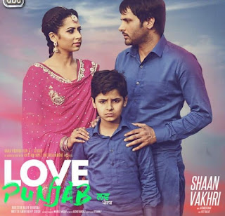 Shan-Vakhari-(Love-Punjab)-Amrinder-Gill HD Video Lyrics Mp3 Download