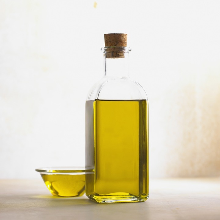 oil for DIY Facial Exfoliator