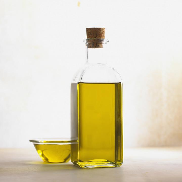 oil for DIY Facial Exfoliator