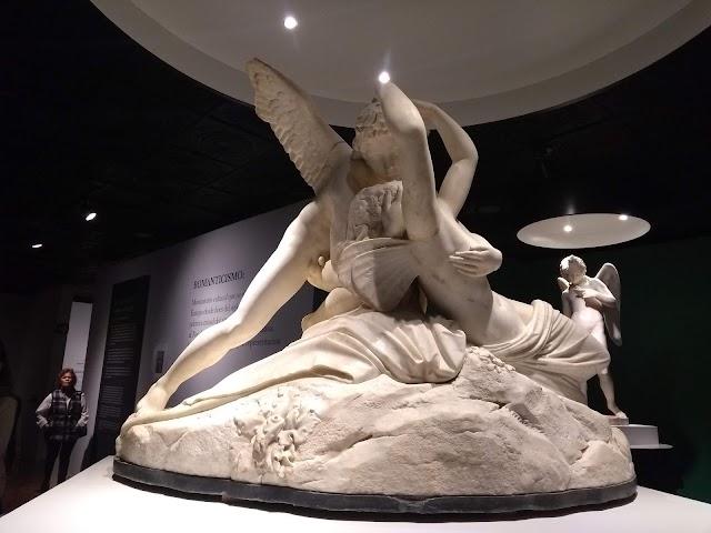 Arte clásico en el Museo Nacional de Antropología