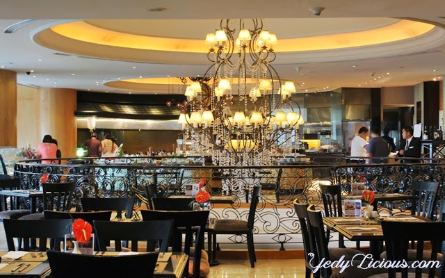 Cafe D' Asie at Bellevue Hotel Manila in Alabang