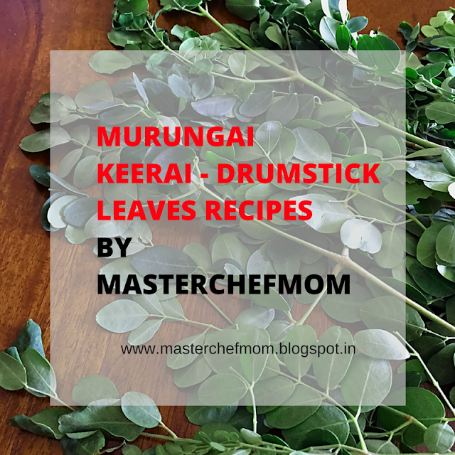 Moringa Leaves Recipes