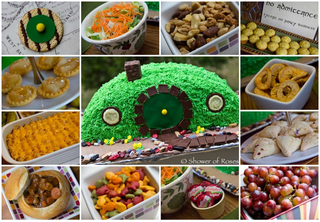 Lord Of The Rings Party Food Ideas