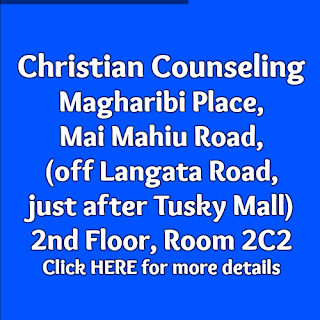 Christian Counseling Nairobi Kenya