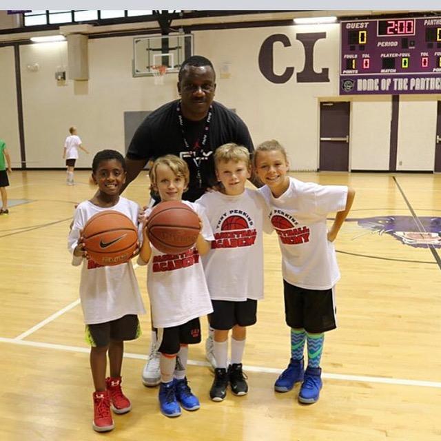 Denver Basketball Shooting Camps: TONY PERKINS BASKETBALL SKILLS ACADEMY: 2018 SUMMER