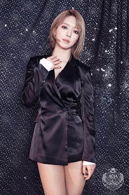 ialah girband Korea yang bernaung dibawah label  Profil, Fakta Member AOA (Ace of Angels)