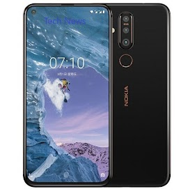 Nokia X71 powered by SD660 SoC and 6GB RAM - 128 GB launched in China! best price$ Nokia X71
