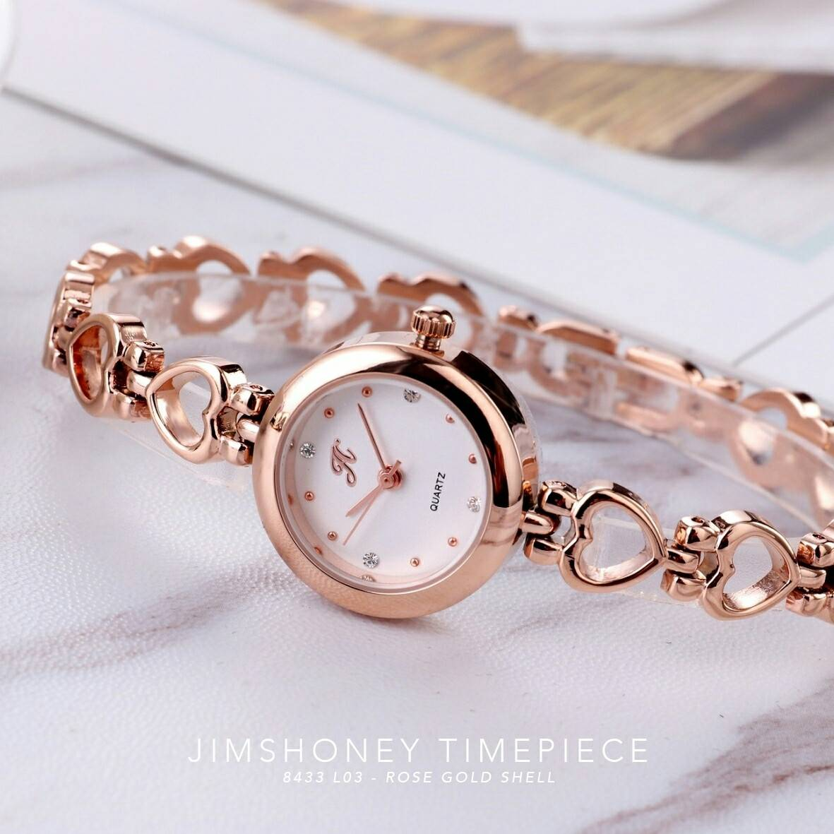 Promo Jam Tangan Jims Honey Timepiece 8433
