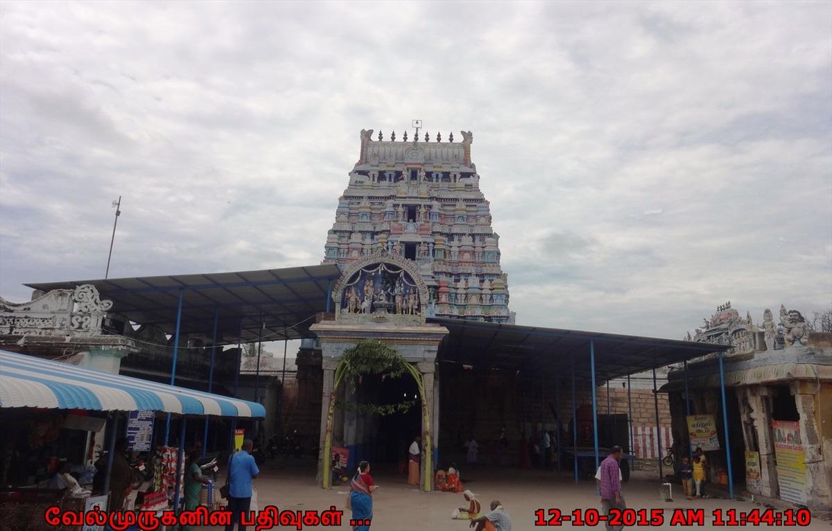 Tirupattur Brahma Temple Exploring My Life