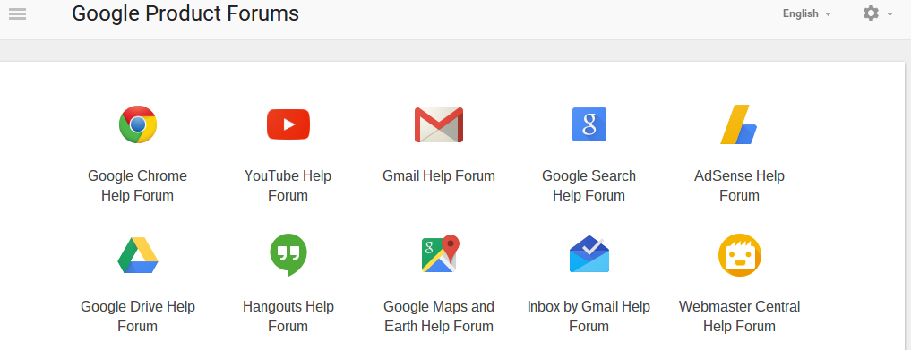 GPF Basics: Get Help in Google Product Forums
