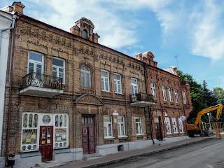 Пинск. Ул. Ленина, 40