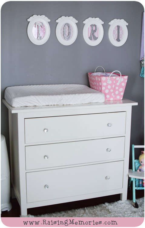 Fancy Girls Toddler Bedroom Pastel Colors