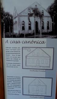 Projeto da Casa Canônica de Protásio Alves