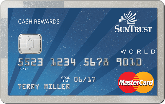 Best credit cards suntrust cash rewards mastercard suntrust positioned in metro atlanta offers professional services which includes customer general and home loan business banking along with individual reheart Image collections