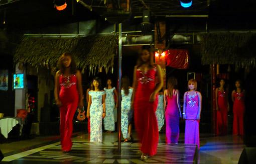 Myanmar Nightclub girls photo in Yangon