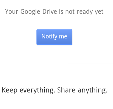 google-drive-notify-me