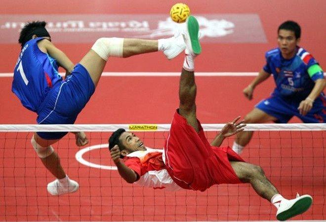 Sepak Takraw Asian Games 2018