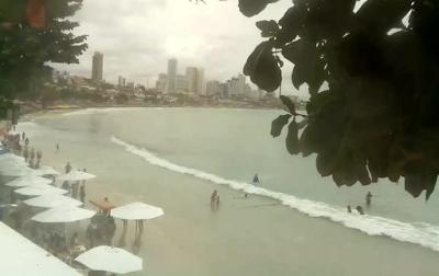 Câmera ao vivo da Praia da Ponta Negra