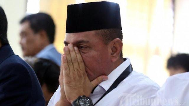 Terungkap, Edy Rahmayadi Ditawari Bandar Judi Suap Rp 1,5 Triliun dan Ingin Mundur dari PSSI